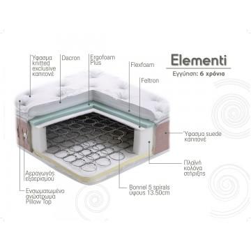 Στρώμα Linea Strom  Elementi