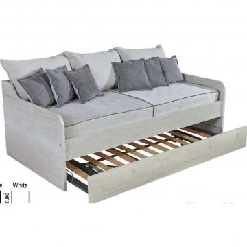 Καναπές - κρεβάτι με μηχ/μο κρεβατιού