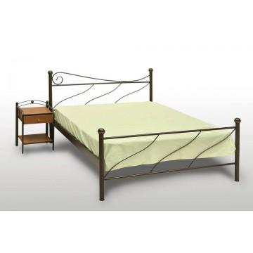 κρεβάτι μεταλλικο Πάρος